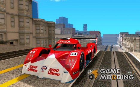 Toyota GT-One TS020 Le Mans 1999 for GTA San Andreas