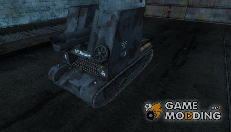 Sturmpanzer I Bison от Steiner for World of Tanks