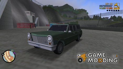 Perennial HD for GTA 3