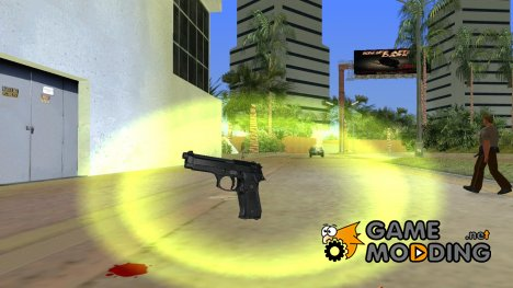 Beretta (Max Payne) для GTA Vice City