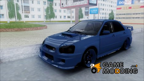 Subaru Impeza WRX STI for GTA San Andreas