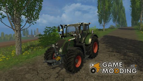 Fendt Vario 718 for Farming Simulator 2015
