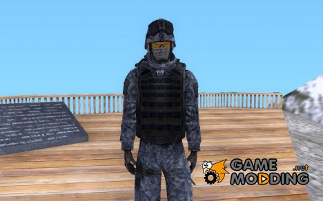 Modern Warfare 2 Ranger for GTA San Andreas