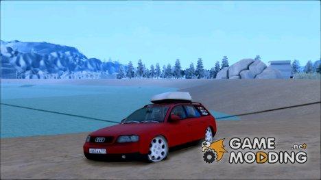 "Audi A6 C5 Avant ""Путешественник"" 3.0 V8 для GTA San Andreas"
