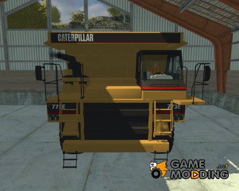 CAT 773E v1.0 for Farming Simulator 2013