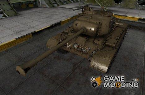 Ремоделлинг для M46 Patton for World of Tanks