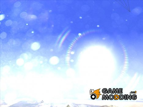 Солнечные лучи for GTA San Andreas