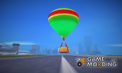 Воздушный шар for GTA 3