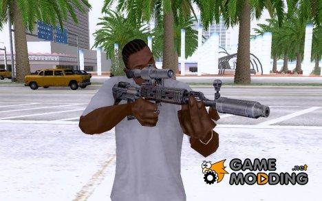 СВУ-2А из S.T.A.L.K.E.R. Зов Припяти for GTA San Andreas