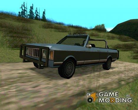 Regina Zombie Apocalypse для GTA San Andreas