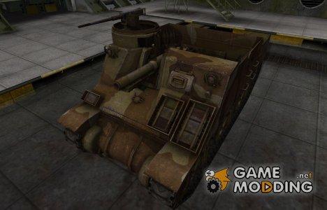 Американский танк M7 Priest for World of Tanks
