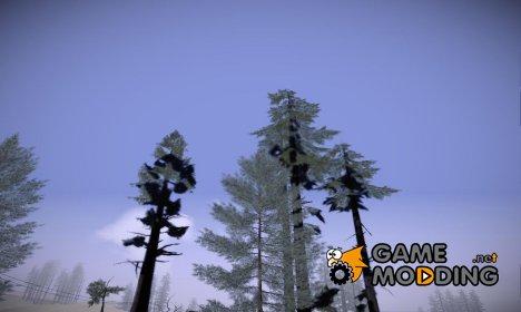 Пак красивой графики for GTA San Andreas