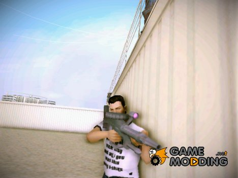 Zaku Machinegun для GTA Vice City