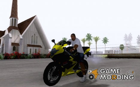 2005 Suzuki GSX R1000 for GTA San Andreas