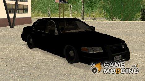 Ford Crown Victoria Police Interceptor для GTA San Andreas