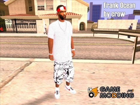 Frank Ocean for GTA San Andreas