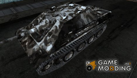 Jagdpanther от yZiel для World of Tanks