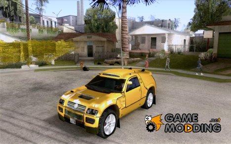 Volkswagen_Touareg for GTA San Andreas