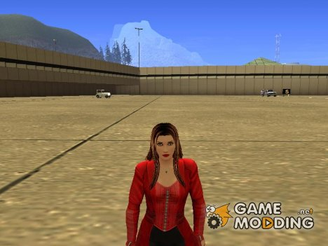 Алая ведьма противостояние для GTA San Andreas