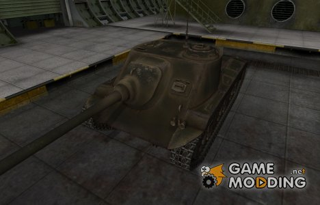 Шкурка для американского танка T25 AT for World of Tanks
