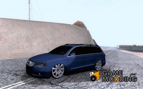 Volkswagen Passat B6 Variant Com Bentley 20 Fixa for GTA San Andreas
