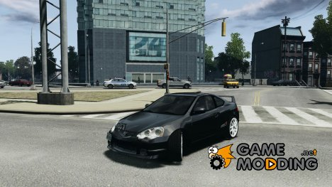 Acura RSX TypeS v1.0 stock for GTA 4