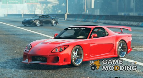Mazda RX7 Veilside Fortune for GTA 5