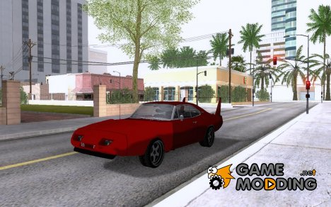Dodge Charger Daytona Форсаж 6 для GTA San Andreas