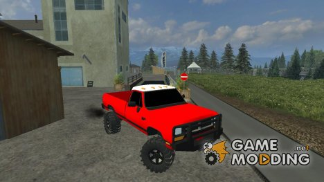 Dodge power wagon for Farming Simulator 2013