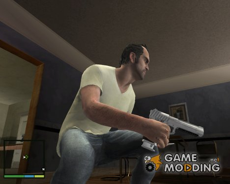 Оружие из GTA V by Wake для GTA San Andreas