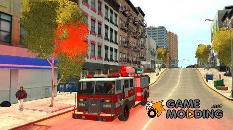 Новая сирена для FDNY for GTA 4