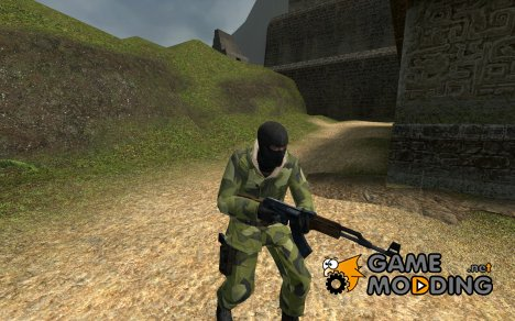 M90 Camoflage for Counter-Strike Source