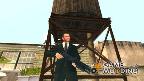 Shotgun Halo 3 for GTA 4