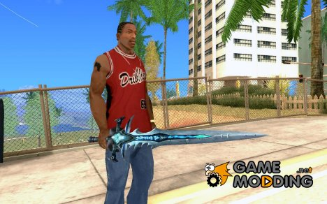 Frostmorn - меч короля Лича из WoW for GTA San Andreas