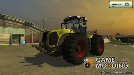 Claas Xerion 5000 for Farming Simulator 2013