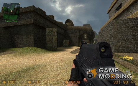 FN F2000 for Counter-Strike Source