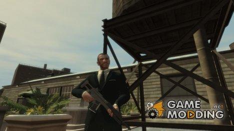 "Штурмовая винтовка ""Scarab"" для GTA 4"