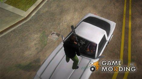 Anti-Fall for GTA Vice City
