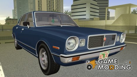 Toyota Cressida 1977 RX30 для GTA Vice City