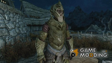 Craftable Elven Light Armor for TES V Skyrim