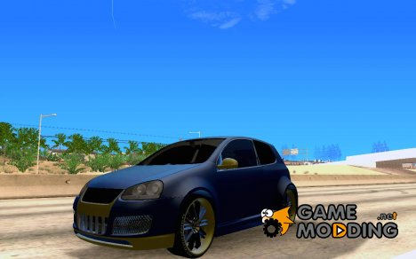 Volkswagen Golf V R32 Custom для GTA San Andreas