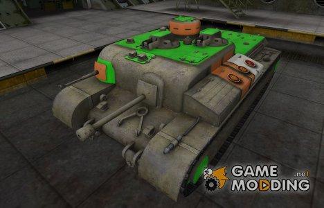 Качественный скин для AT 8 for World of Tanks