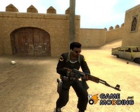 Black Panther 1337 для Counter-Strike Source