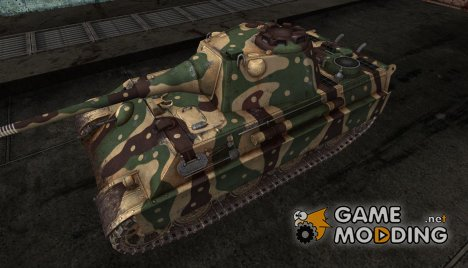 PzKpfw V Panther II Stromberg для World of Tanks