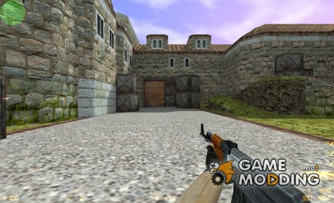AK-47 Reanimation for Counter-Strike 1.6