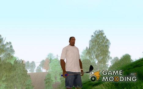 Golf Clubs для GTA San Andreas