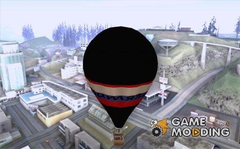 Воздушный шар Витязь для GTA San Andreas