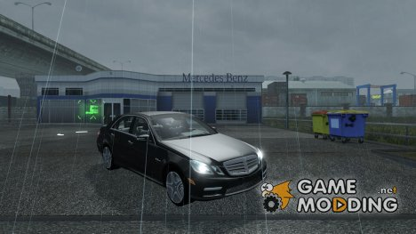 Mercedes-Benz E-63 AMG for Euro Truck Simulator 2