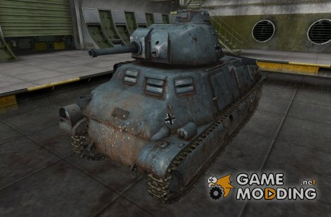 Шкурка для PzKpfw S35 739(f) for World of Tanks