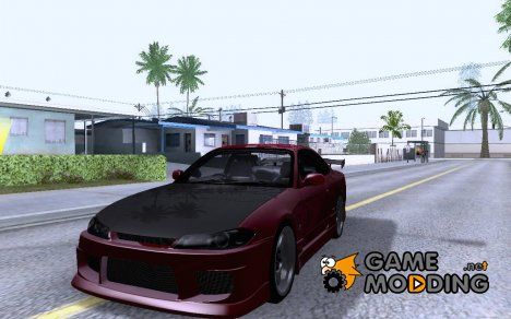 Nissan S15 Tuned for GTA San Andreas